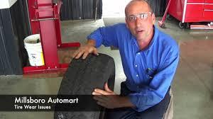 toyota tire wear abnormal tire wear issues inner tire wear