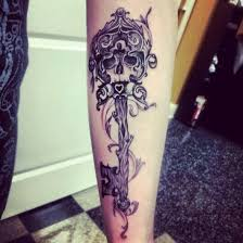 key tattoos for ideas and inspiration for guys