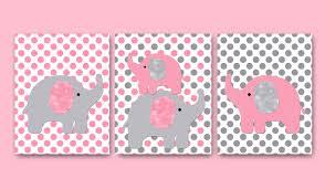 Elephant Wall Decal For Nursery by Elephants Nursery Baby Nursery Decor Baby Nursery Kids