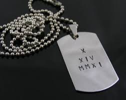 photo engraved dog tags dog tag necklace etsy