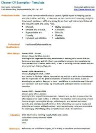 cleaning resume exles office cleaning at resume