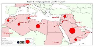 Map Of Al Land Destroyer Nato Using Al Qaeda Rat Lines To Flood Syria With