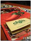 chilis menu