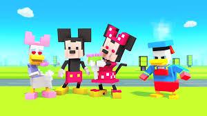 mickey mouse march tsum tsum version disney video