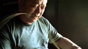 chinese craftsman bamboo weaving jianmin jin jiuhao studio