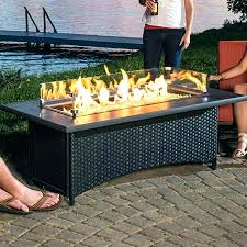 Gas Patio Table Outdoor Table Pit Propane Slate Outdoor Propane Pit