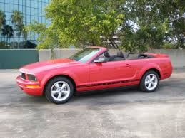 convertible mustang rental rent a convertible clearwater sports car rental clearwater