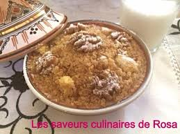 cuisine alg ienne constantinoise rfiss constantinois cuisine algérienne recettes de cuisine et de