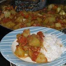 cuisiner les chayottes ragoût de saucisses et chayottes recettes allrecipes québec