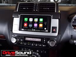 nissan canada apple carplay toyota prado kakadu with apple carplay installed by drivesound
