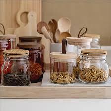 bocaux rangement cuisine beau bo tes de conservation et bocaux de