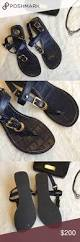 tory burch trent sandals leather sandals crocodile and shoes