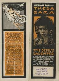 movie poster of the week u201cthe she devil u201d and the posters of theda