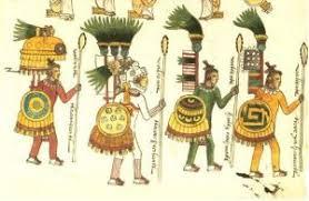 imagenes de familias aztecas organización social azteca clases sociales en la cultura azteca
