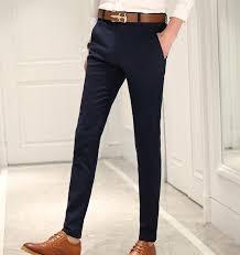 skinny mens dress pants pi pants