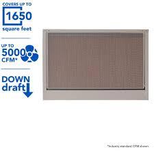 mastercool 5000 cfm down draft roof 8 in media evaporative cooler