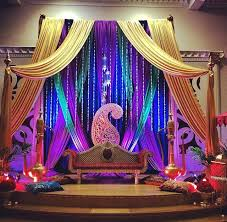 Indian Wedding Decoration 291 Best Indian Wedding Backdrops U0026 Draping Festive Sangeet