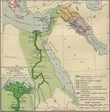 Ancient Map Ancient Map Of Egypt And Mesopotemia Astronomy Pinterest