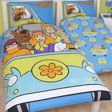Scooby Doo Bed Sets Scooby Doo Mystery Machine Single Panel Duvet Cover Bed Set New