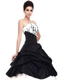brautkleid schwarz weiss luxus bestickte brautkleider schwarz weiss mit drapierungen