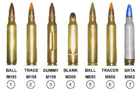 why did nato make green tipped bullets quora