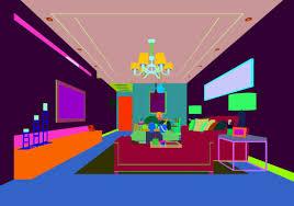 3d family living room restaurant design bathroom luxurious