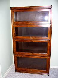 Sauder Bookcase With Glass Doors by Barrister Bookcases For Sale Sauder Barrister Bookcase With Doors