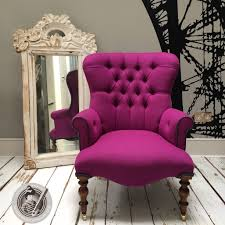 Aubergine Dining Chairs Indoor Chairs Purple Arm Chairs Ivory Armchair Yellow Armchair