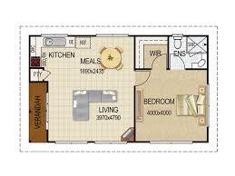 granny houses granny flat plans designs house queensland building plans online