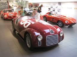ferrari 125 s file collection car musée ferrari 001 jpg wikimedia commons