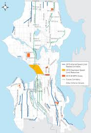 Seattle Traffic Map by Seattle Adopts Aggressive Vision For Zero Traffic Deaths The