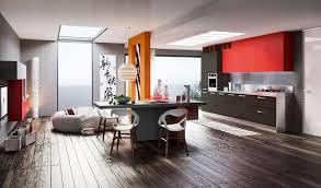 modern red kitchen kitchen modern gray red kitchen cabinet with light fixtures also