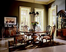 Dining Room Buffet With Hutch Universal Villa Cortina Buffet And Hutch 409682 409680