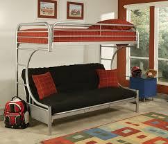 bunk bed with sofa underneath sofa bunk bed ikea atlas with color orange tikspor