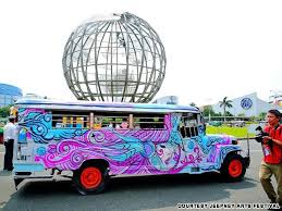 philippines u0027 famed jeepneys get a makeover cnn travel