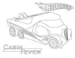 wheels cabin fever coloring netart