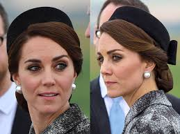 hair net kate middleton starts new hairnet trend kate middleton wears a