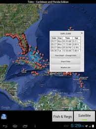 Anchorage Tide Table Caribbean Tide Tables