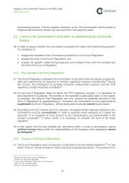 revision cover letter 100 environmental procedures template ccno policytech 2