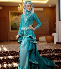 model baju kebaya muslim yeni mulyani