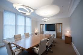 how to plan the design of a conference room
