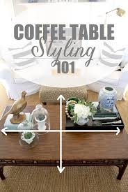 Style A Coffee Table Styling Our Coffee Table Clarks Coffee And Living Rooms