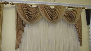 Curtains Valances And Swags Adirondack Cotton Kitchen Window Curtains White Or Blue Tiers