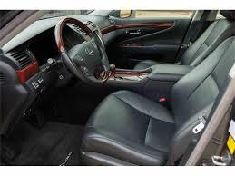 lexus ls 460 horsepower 2008 2008 lexus ls460 for sale classiccars com cc 988495