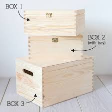 personalized wooden keepsake box personalised wooden keepsake box by dust and things