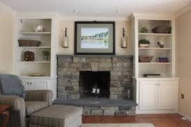 Built In Bookshelves Around Fireplace by The 25 Best Shelves Around Fireplace Ideas On Pinterest