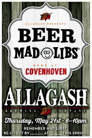 allagash gone mad at covenhoven u2014 beerded ladies