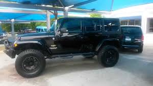black on black jeep wrangler for sale 33 991 out lifted black 2013 jeep wrangler tdy