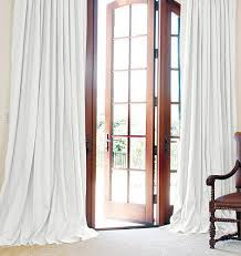Double Wide Grommet Curtain Panels Pair Two 100w Panels Extra Wide Double Width Curtain Panel