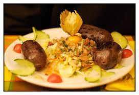cuisine guyanaise cuisine et boissons guyane française